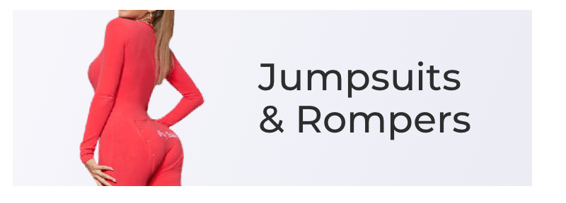 Jumpsuits & Rompers