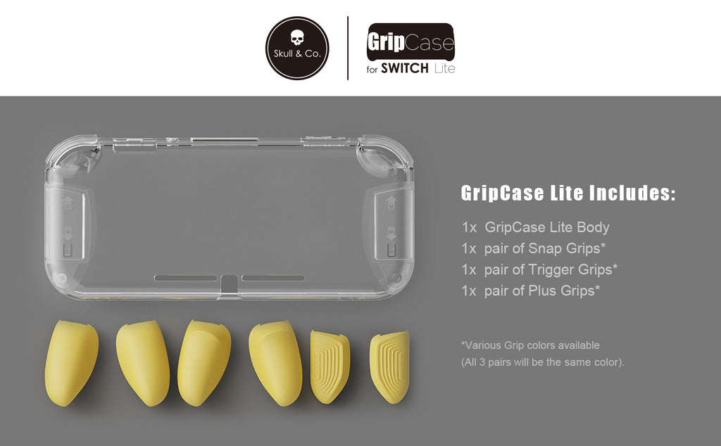 GripCase Lite for Switch Lite