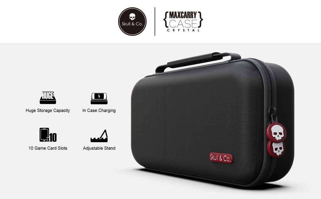 Maxcarry Case for GripCase Crystal