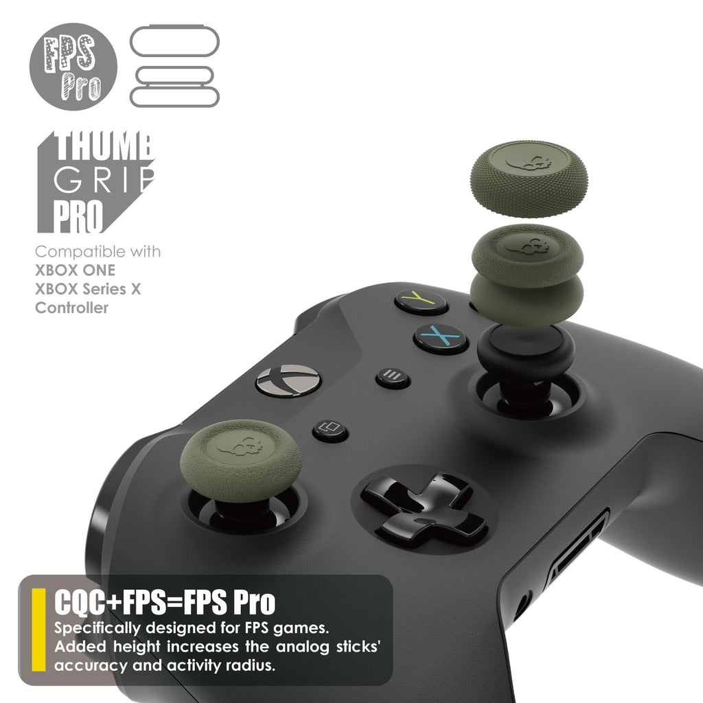 Thumb grip for XBOX