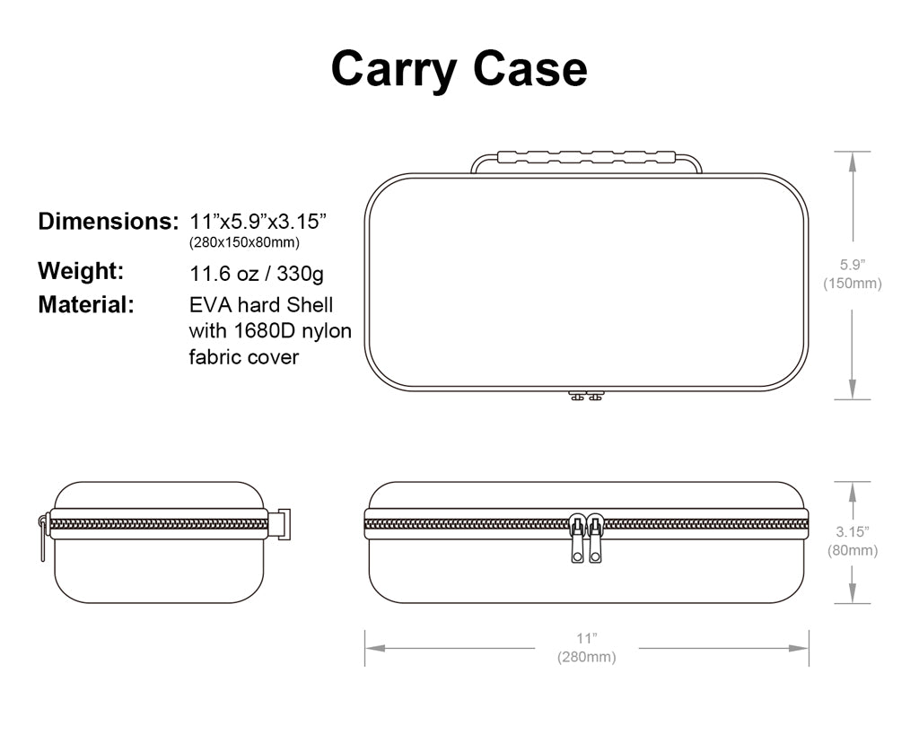 Maxcarry Case