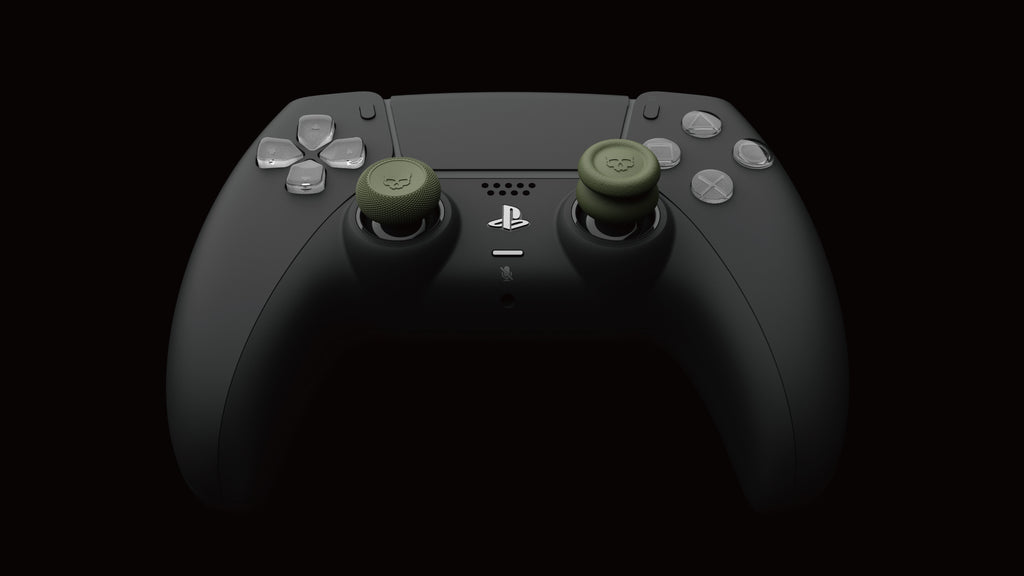 Thumb grip for PlayStation