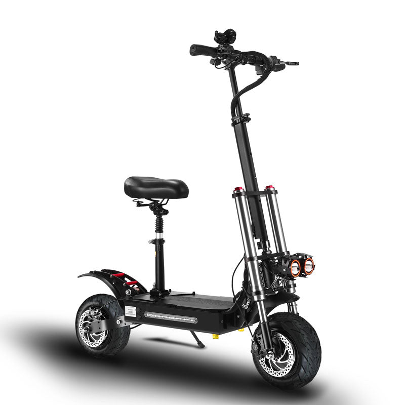 X4-5600W-60V-Dual-Motor-Electric-Scooter-with-11-Inch-Road-Tires