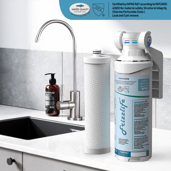 Certified Reverse Osmosis System