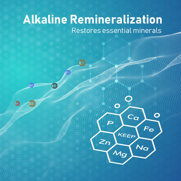 alkaline remineralization