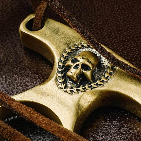 Brass Knuckles Keychain - A Newest Hidden Self Defense Weapon In 2020