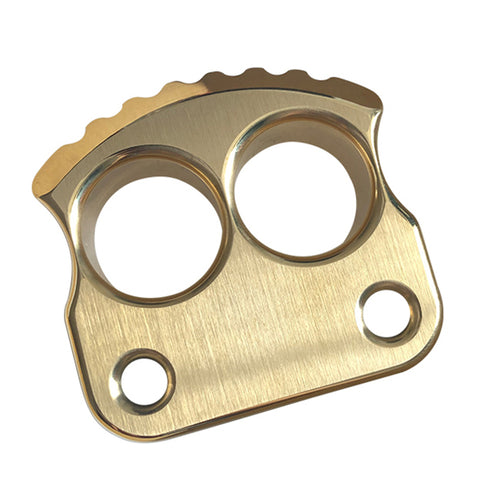 Brass Knuckles Self Defense- Cakra EDC Gadgets