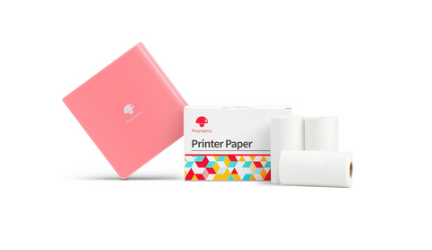 Phomemo M02 pocket printer, a little toy that girls will not refuse