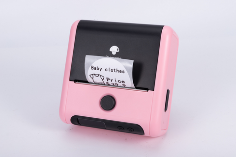 """New retail must be """"black technology"""", efficient management of stores with m200 portable thermal printer"""