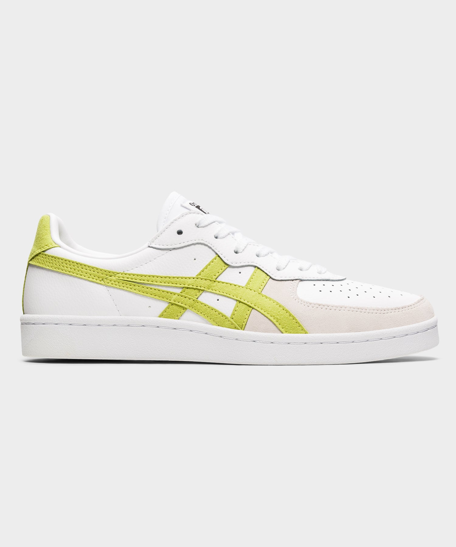 Onitsuka Tiger GSM in White/Herbal Garden