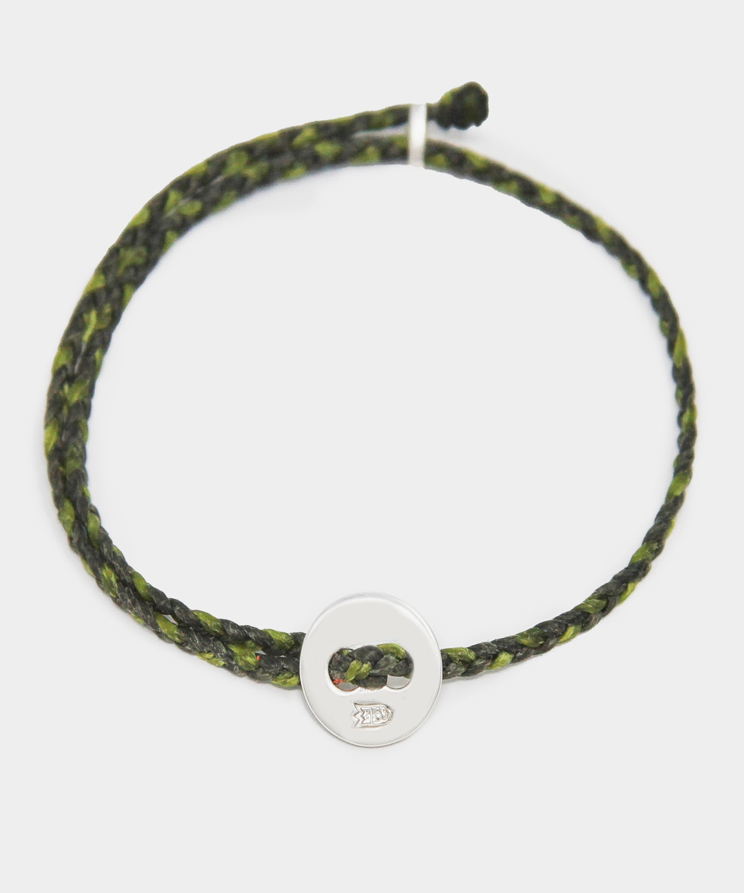 Scosha Signature 4MM Bracelet in Army and Olive