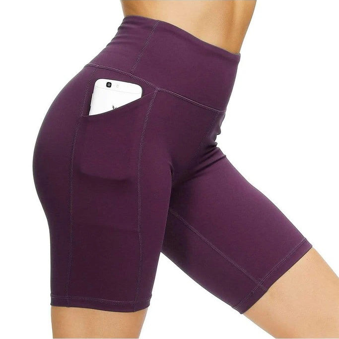 Women's Stretch Biker Shorts