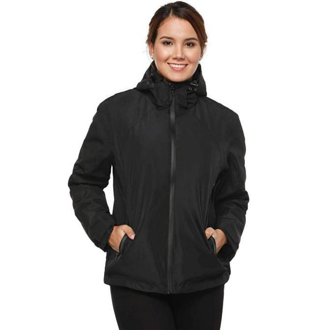 Womens Waterproof Rain Jacket