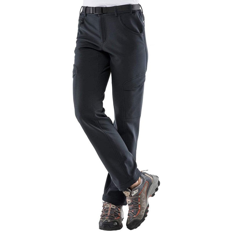 Women's Fleece Lined Hiking Pants