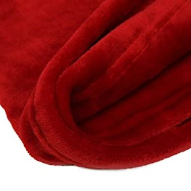 Dozzz Oversize Soft Flannel Throw Blanket Feature 3