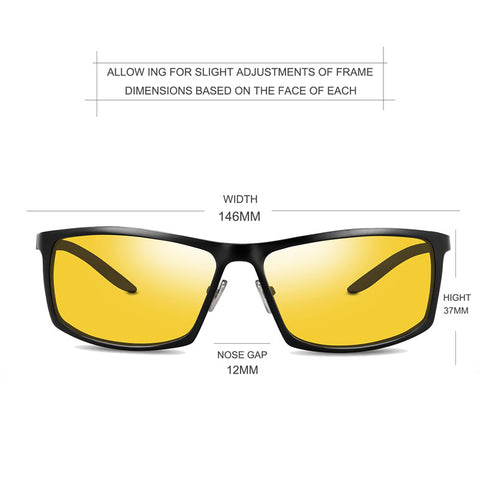 Soxick HD Night Vision Glasses for Driving-AS