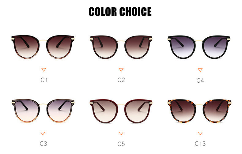 Women's Simplicity Polarized Sunglasses Style