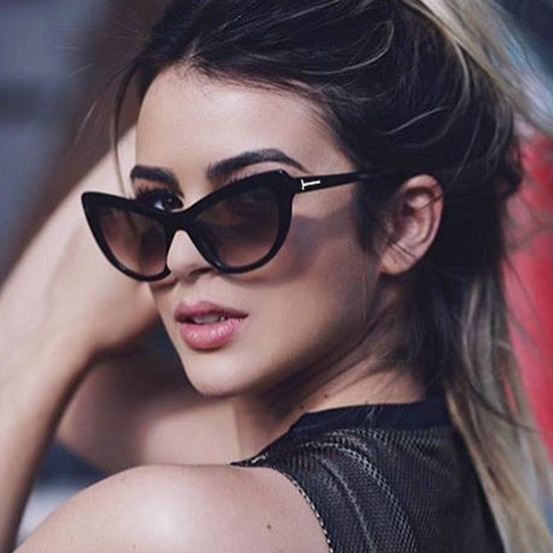 Women's Trendy Polarized Sunglasses Model