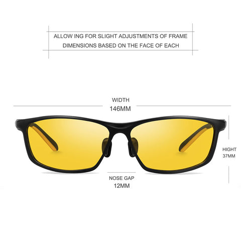 Soxick Classic HD Glasses for Night Driving