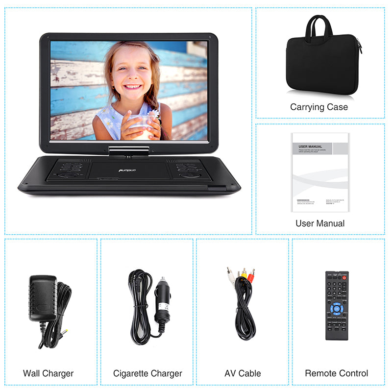 portable dvd player with hdmi