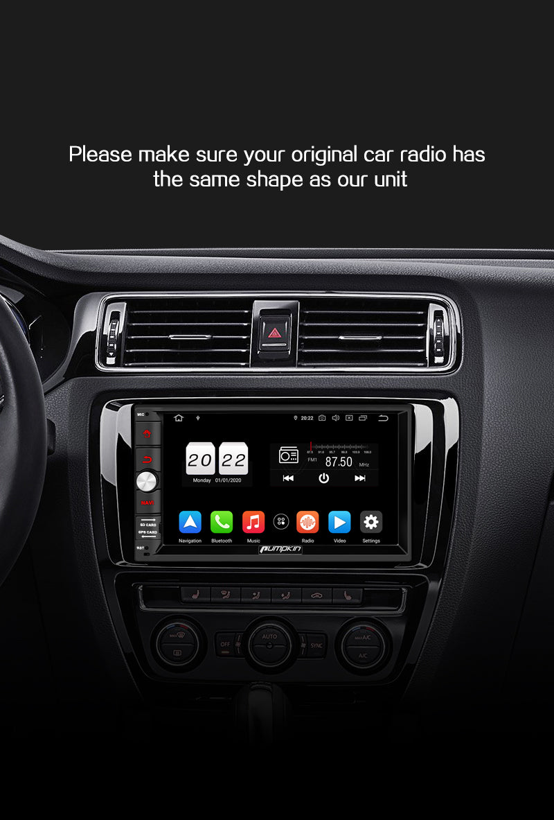 head unit android 10