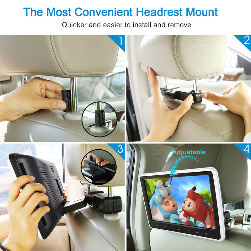 headrest monitor