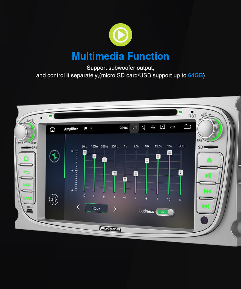 android auto head unit