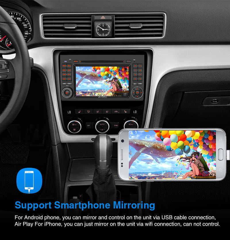 Benz android 10 car stereo