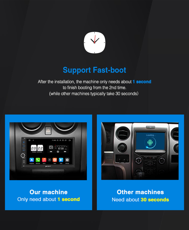 7 inch car stereo android 10