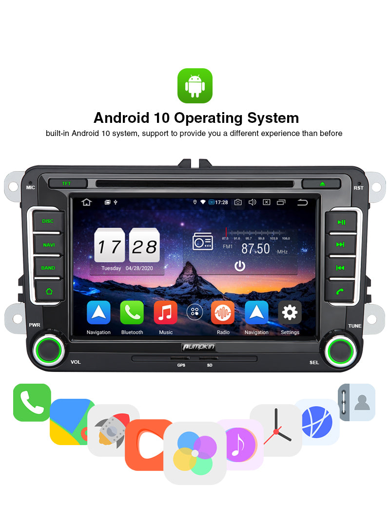 VW android headunit