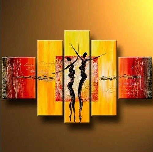 64 Inch Wall Art, Acrylic Art for Sale, Abstract Art Painting of Love, Huge Painting for Living Room, Modern Painting for Sale
