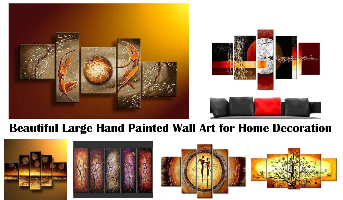 Large Wall Art Painting for Living Room, Beautiful Hand Painted Acrylic Painting, Modern Contemporary Painting