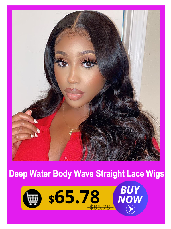 4x4 Fake Scalp Lace Closure Wig 100% Luxy Indian Human Hair Lace Front Wig Deep Wave Water Wave Body Wave Straight 13x4 Frontal Wig