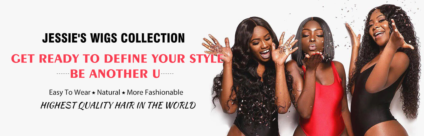 jessie's selection human hair wigs