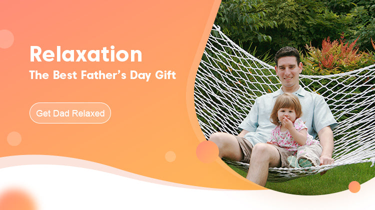 Zupapa hammock for Father's Day 2021