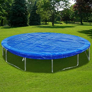 Rain (weather) cover coming with the Zupapa trampoline