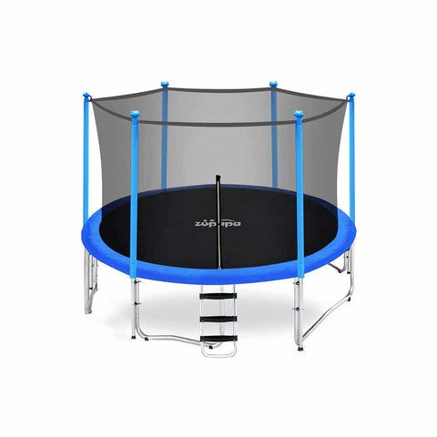 zupapa saffump 8ft trampoline warranty