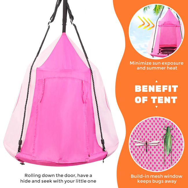 Benefits of a play tent
