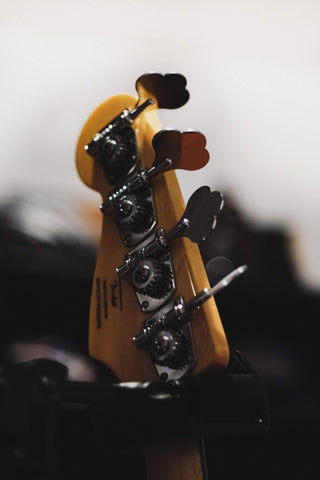 Open guitar tuning pegs-iknmusic
