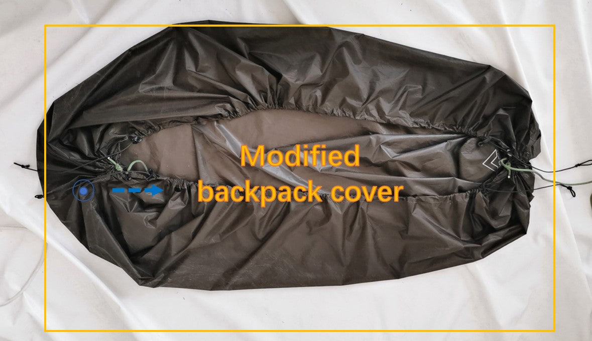 Backpacking Cover