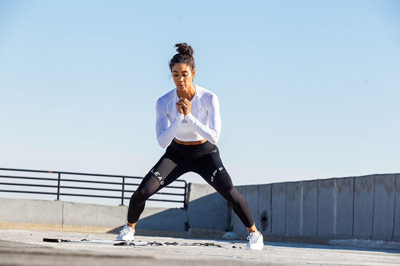 dry quickly with firm abs activewear