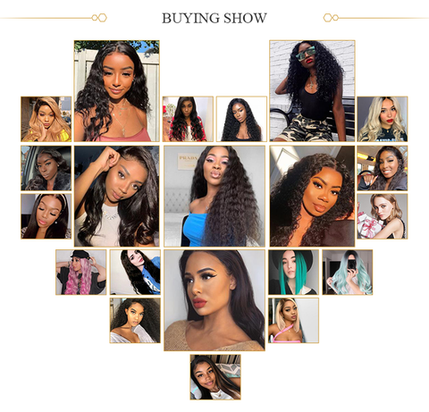 wigs buying show