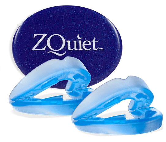 The Original ZQuiet Anti-Snoring Mouthpiece