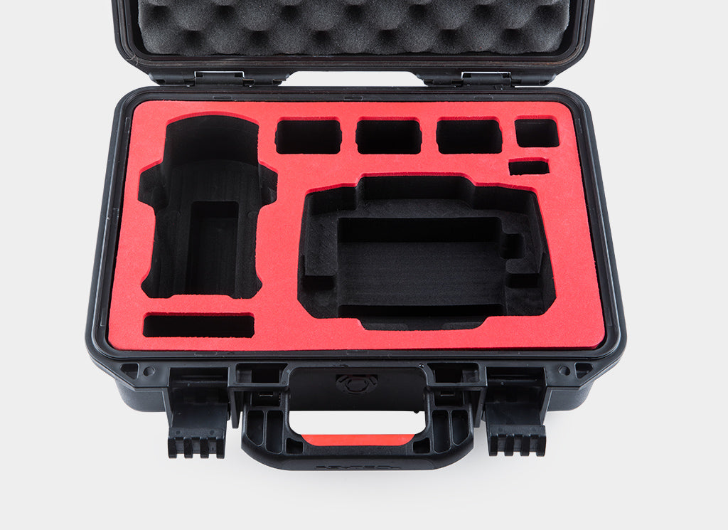 PGYTECH DJI AIR 2S & MAVIC AIR 2SAFETY CARRYING CASE (STANDARD) - EVA shock-proof lining offers increased protection