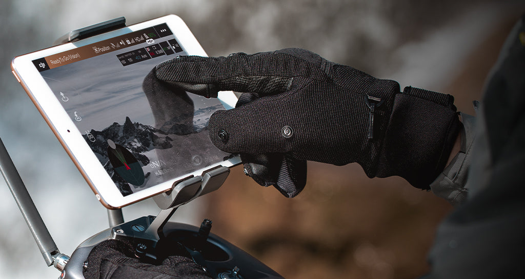 Touchscreen compatible