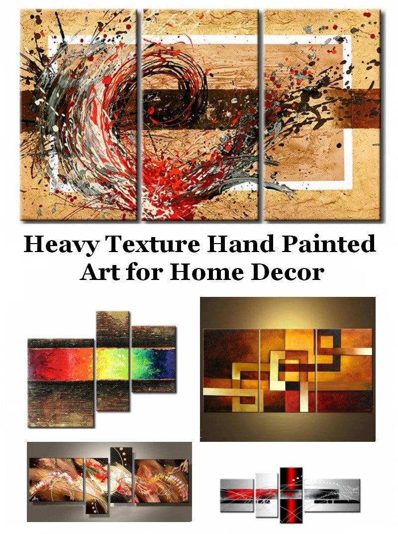 Modern Abstract Paintings for Bedroom, Buy Paintings Online, Hand Painted Canvas Art, Bedroom Wall Art Paintings