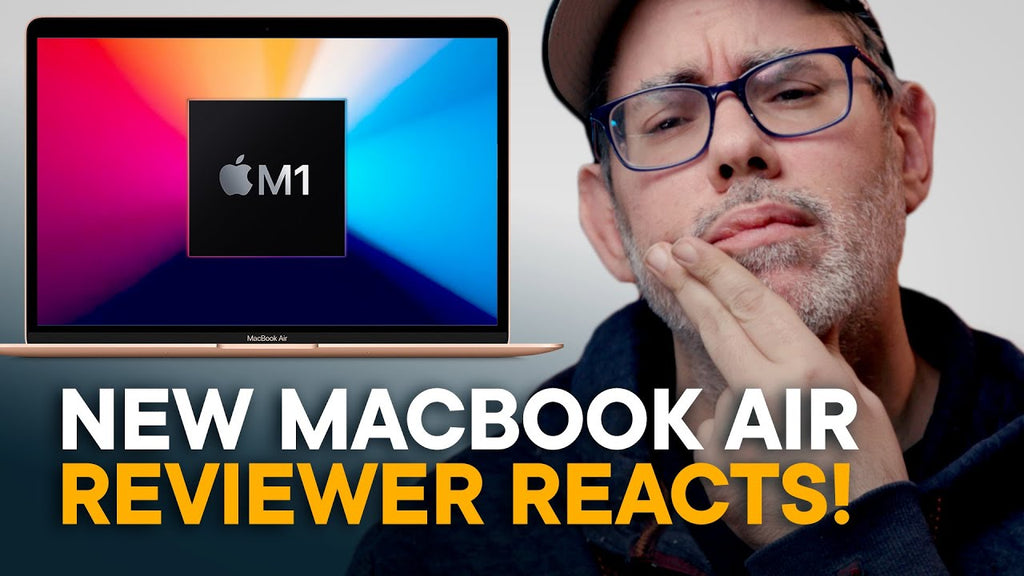 your review on m1 chip macbook air
