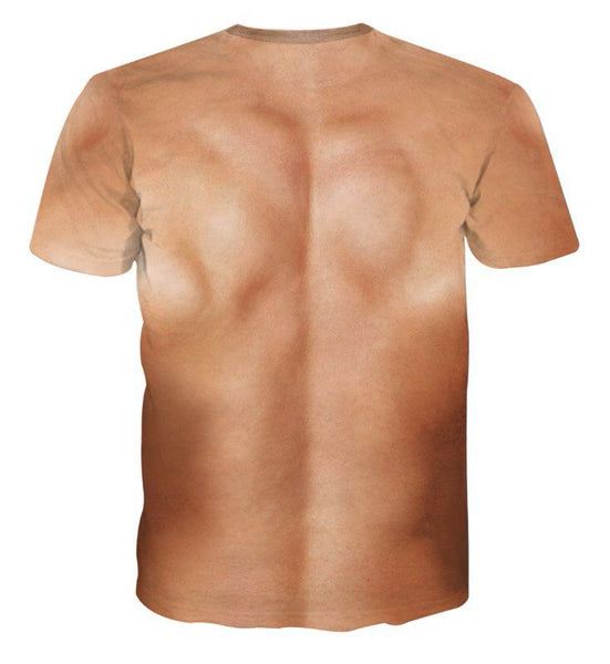 MUSCLE TATTOO 2 All Over Print T-Shirt
