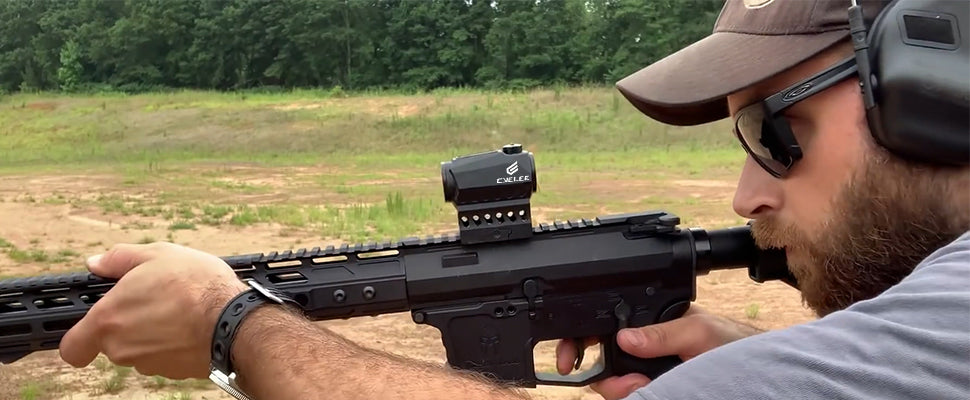 Red Dot Sight For AR15