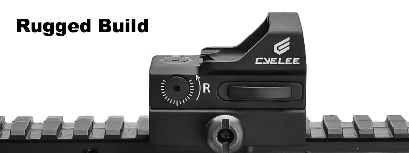 Micro Red dot sight for ar15
